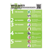 A2 Office Safety Poster