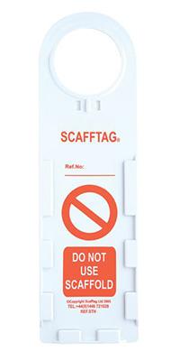 Scafftag Scaffold Tag Kit