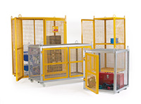 Security Cages - Optional Shelf for the SCS05
