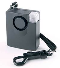 Torch Personal Alarm