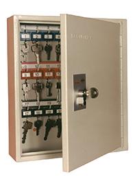 Euro Profile Key Cabinet 305 x 215 x 80mm