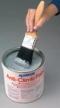 5 Litre Anti-Climb Paint - Black