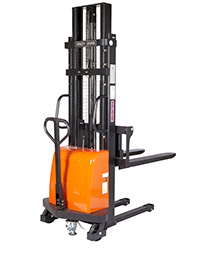 Semi Electric Stackers - 1600mm Lift Height