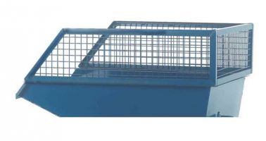 Heavy Duty Tilting Skips - Mesh Cage to suit SK312Z