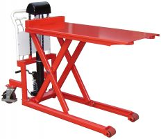 Skid Lifters with Removable Platform