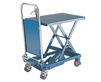 Scissor Lift Tables - Single Scissor - 150kg Capacity
