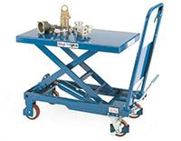 Scissor Lift Tables - Single Scissor - 500kg Capacity