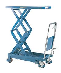 Scissor Lift Tables - Double Scissor - 350kg Capacity