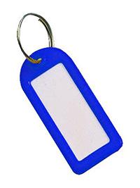 Key Tags Pk of 25 - Blue