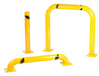 Heavy Duty Saftey Barriers / Machine Guards - Bollard