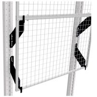 Stand-off Brackets to suit Anti-Collapse Mesh Panels