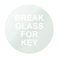 Replacement Printed Glass