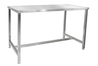 Stainless Steel Workbenches 1200mm Wide
