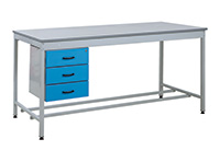 Taurus Utility Workbenches - Bench and Triple Drawer - 1800 x 900