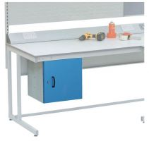 Taurus Cantilever Workbenches - Optional Storage Cupboard