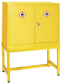 Flammable Liquid Cabinet Stand 457W
