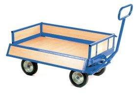Prime Heavy Duty Turnable Truck - 4 Sided