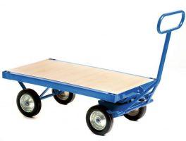 Prime Heavy Duty Turnable Truck - Flat Deck
