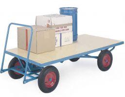 Ackerman Truck - Plywood - 1000Kg - 2000 X 1000 - Cushion