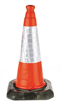 500mm Dominator Traffic Cone