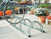 4 Berth Cycle Rack