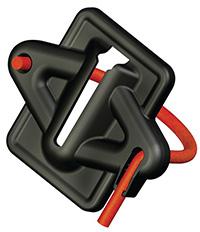 Skipper Magnetic Strap Holder/Receiver
