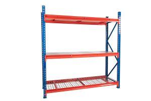 TS Longspan Racking - Chipboard Decks - Starter Kit - 1984mm High