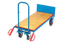 Three Way Truck - Plywood - 400Kg