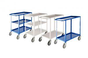 Loadtek Low Cost Tray Trolley