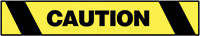 Warning Tape- 76mm x 16.5m - Caution