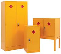 Flammable Liquid Storage Cabinet - 760 x 457 x 457mm  HxWxD