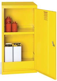 Flammable Liquid Storage Cabinet - 910 x 457 x 457mm  HxWxD