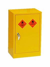 Flammable Liquid Storage Cabinet - 710 x 457 x 305mm  HxWxD