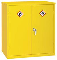 Flammable Liquid Storage Cabinet - 710 x 915 x 457mm  HxWxD