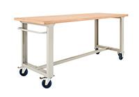 Premium Mobile Work Bench 450kg load - 870 x 700 x 1500