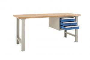 Premium Work Bench 870 x 700 x 1500  3 Drawer