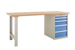 Premium Work Bench 870 x 700 x 1500  Pedestal