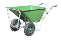 Large Heavy Duty 200L Wheelbarrow