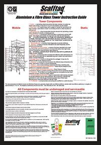 Scafftag Tower Inspection Wallchart
