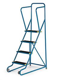 Fort Tilt and Pull Steps  No of Treads 4 - Anti-slip Treads