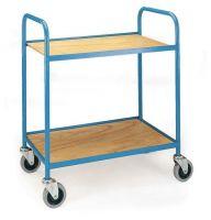 Tray Trolley 3 Trays  Plywood