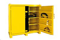 Heavy Duty Security Cupboard - 1610H X 1830 X 615