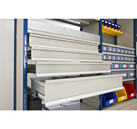 Expo 4 Shelving Roll out Drawer Accessory