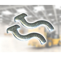 AR Sistemas Beam Locking Clips  Pack of 50
