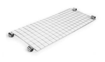Chrome Wire Back Grid