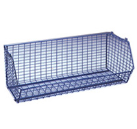 Wire Storage Basket 980w x 460d x 350h mm