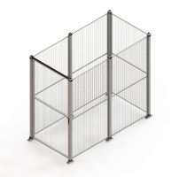 Mesh Security Cage - Small