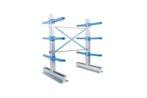 Double Sided Cantilever Racking 1000mm Wide