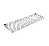 Chromer Wire Cantilever Shelf