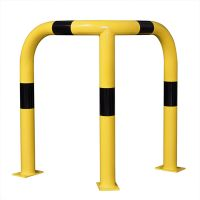 Corner Protection Guards - 76mm Dia Tube - External